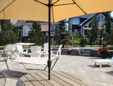 Before and After Landscaping Video – Auburn Bay, Calgary