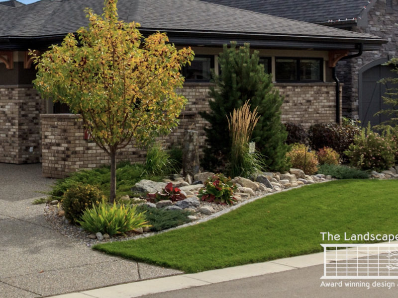 Front Yard Landscaping Ideas With The Landscape Artist