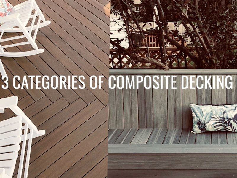 Composite Decking Types and Features